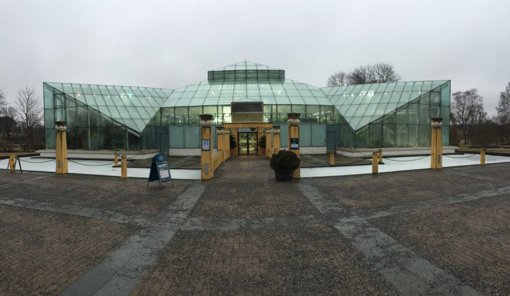 Edvard Anderson's Green House